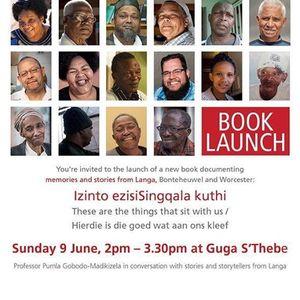 Book Launch - Izinto ezisiSingqala kuthi