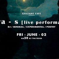 diva - s [live performance]