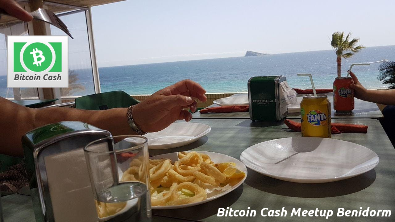 Bitcoin Cash Meetup Benidorm