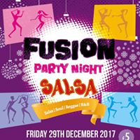 Fusion Party Night