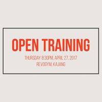 Open Training