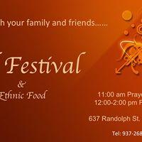 Eid Celebration  Food &amp Fun