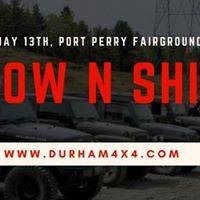 Durham 4X4 Show N Shine