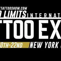 United Ink No Limits 2018- International Tattoo Expo