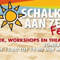 Haarlem Comedy Club bij Schalkwijk aan Zee festival