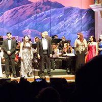UTEP Virtuosi Concert El Paso TX