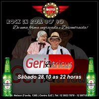 Geritricus - Rock in Roll 80 90