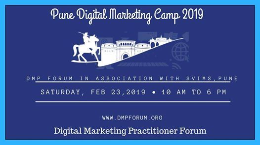 Pune Digital Marketing Camp 2019