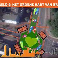 Hart van Brabant parade  Koningsdag 2017
