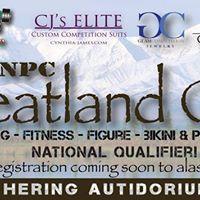 2018 NPC Greatland Classic