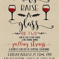 6th Annual Pulling Strings Food and Wine Pairing