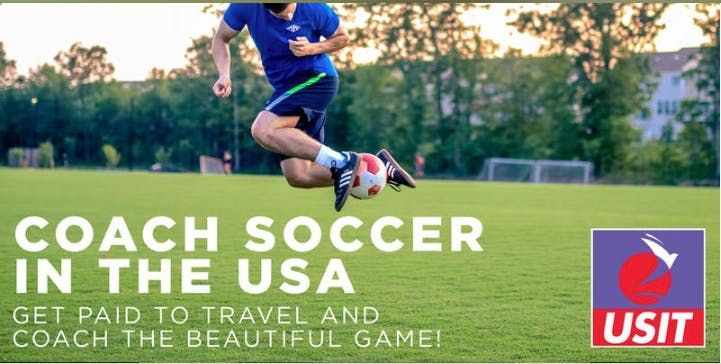 Coach Soccer USA - Assessment Waterford IT (5pm)