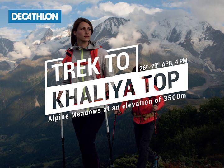 Khalia Top(UK) Trek