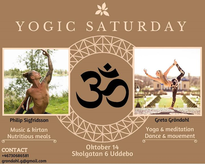 YOGIC Saturday