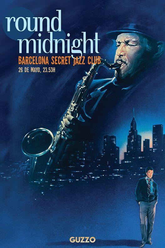 Round Midnight Barcelona Secret Jazz Club
