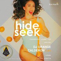 Rmy Martin Presents DJ Orange Calderon (LA)