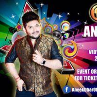 Podokkhep &amp Muzeekmantraa presents &quotAneek Dhar Live in Concert&quot
