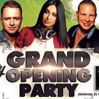Stone Grand Opening Party Techno s Miinimalmentes jszaka