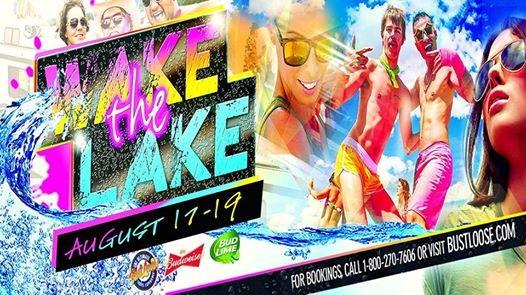Wake The Lake - Shuswap Houseboat Festival