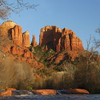 Crescent Moon Ranch Sedona Paint Out