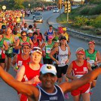 Panamor Gel Half Marathon Championships. 10km And 5km Road Race.