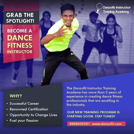 Danzofit Instructor Training Certification Course