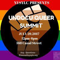 The UndocuQueer Summit