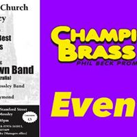 The Very Best of Brass - Tanunda Town Band (Australia)