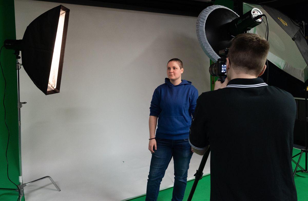 Portraitfotografie wie die Profis