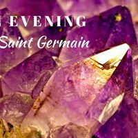 An Evening with Saint Germain A Healing Circle by Vidya