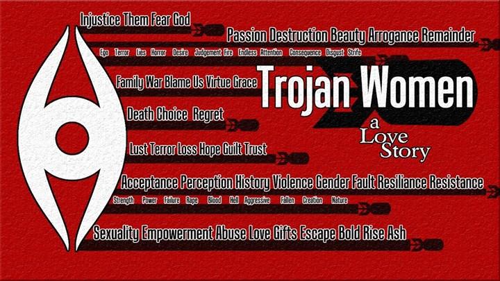 trojan women a love story