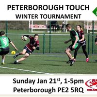 Peterborough Winter Touch Tournament