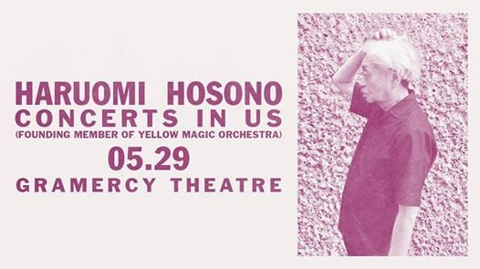 SOLD OUT  Haruomi Hosono Concerts In US [night 2]