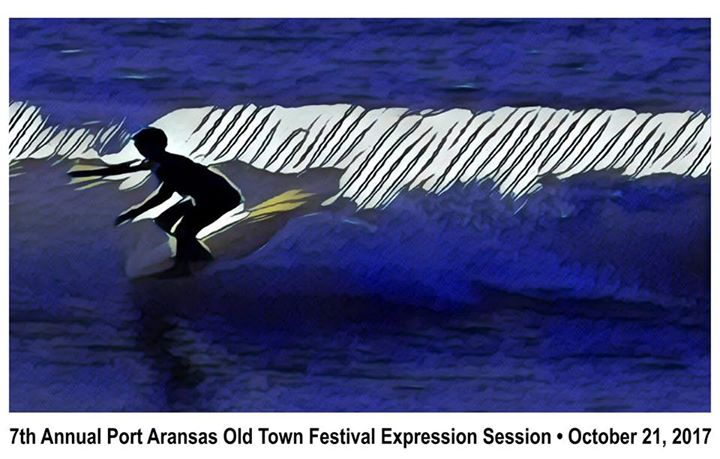 Old Town Port Aransas Expression Session Surf Contest