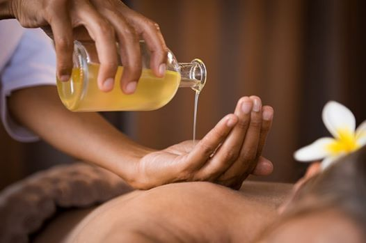 Workshop massage olie maken