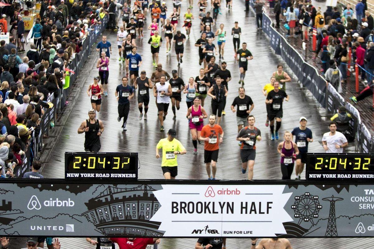 Asics Hosts Popular Brooklyn Half-Marathon Training Run
