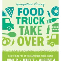 Summer Food Truck Take Over at Hampstead