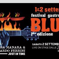 Blues &amp Salsicce