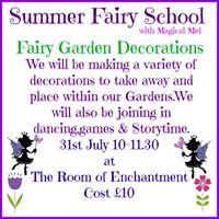 Summer Fairy School