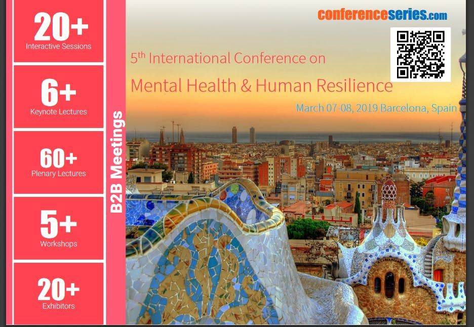 5th International Conference on Mental Health and Human Resilience (CSE)