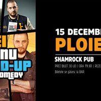 Stand-Up Comedy cu Andrei Ciobanu