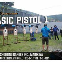 Basic Pistol Module I