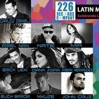 226 Records Latin Music Showcase