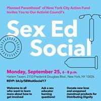 Sex Ed Social
