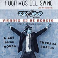 Fugitivos del Swing en ZZ Pub - Mlaga