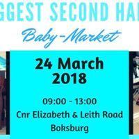Biggest Second Hand Baby-Market Day