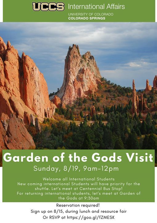 Garden of the Gods Visit (with IBuddies)   Colorado Springs