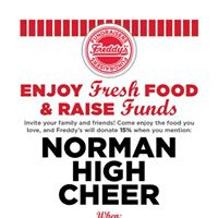 Norman High Cheer Fundraiser