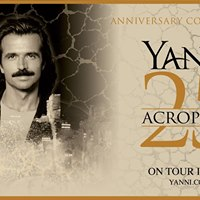 Yanni at Cleveland OH