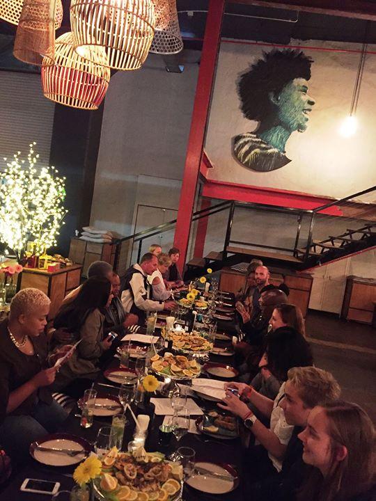 GiniJozi Long Table Dinner